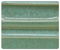 Spectrum Glaze 1523 Soft Aqua Nova Dipping Glaze Gallon Pail