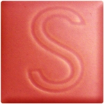 Spectrum Glaze 264 Low-Fire Satin Dark Red