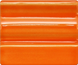 Spectrum Glaze Bright Orange 744 Pint