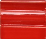 Spectrum Glaze Fire Engine Red 748 Pint
