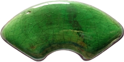 Spectrum Glaze 855 EMERALD: PINT
