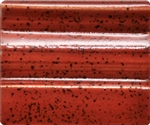 Spectrum Low-Stone Glaze 962 Phoenix Red Pint