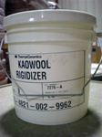 KAOWOOL THERMAL CERAMICS RIGIDIZER