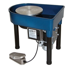 "Skutt ""Elite"" Electric Potter's Wheel 1/2 hp, built-in pan"