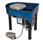 "Skutt ""Elite"" Electric Potter's Wheel with SSX 1/2 hp, built-in pan"