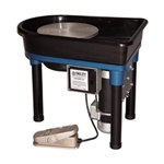 "Skutt ""Premier"" with SSX Electric Potter's Wheel  1 hp Removable Pan"