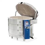 Tucker's CONE ART BX4227 OVAL CERAMICS KILN With Bartlett Controller