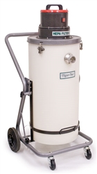 Tiger-Vac 2D-25 HEPA Vacuum Package with Tool Kit