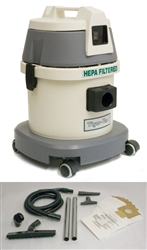 Tiger-Vac AS-10 HEPA Vacuum Package with Hose Kit