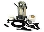 Tiger-Vac AS-27 Eco HEPA Vacuum with Hose Kit