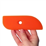SCR8-O Xiem Tools Soft Silicone Rib 8 - Orange