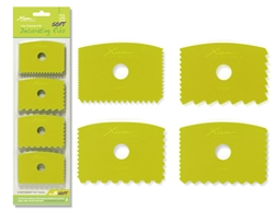 Xiem Tools Soft Ultimate Decorating Rib Set B