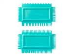 UTCBS Xiem Tools Ultimate Texture Comb B set (2)  Flex Soft