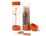 XATO Xiem Tools Xiem Art Tube Orange Tool Case