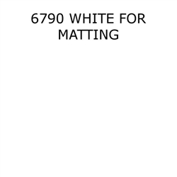 Mason Stain #6790 White-Matt Quarter Pound