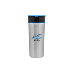 Custom 16 oz H2Go Fuse Stainless Steel Tumbler