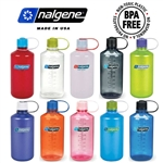 16 oz Custom Nalgene Narrow Mouth Water Bottles