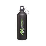 Custom 24 oz H2Go Aluminum Classic Water Bottle