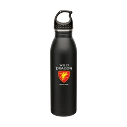 Custom 24 oz H2Go Solus Stainless Steel Water Bottle