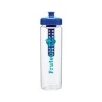 Custom 25 oz H2Go Ultra Plastic Bottle