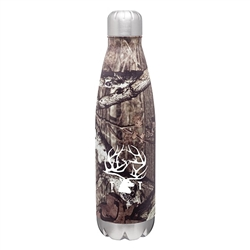 Custom 26 oz H2go Force Stainless Steel Thermal Bottle