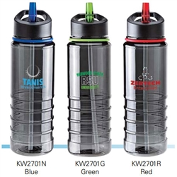 25 Oz Customized Tritan Sports Water Bottle