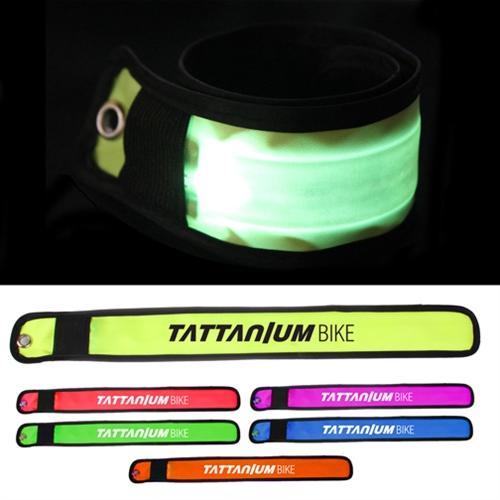Custom Led Slap Bracelets Custom Led Lit Slap Bracelets Go Promo Com