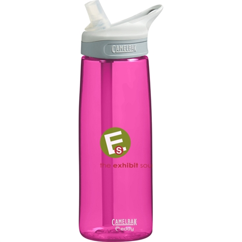 9d038e58c7 25 oz. CamelBak Eddy Sports Bottle | Custom 25 oz. CamelBak Eddy Water  Bottles | Great Online Promotions