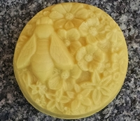 Cocoa-Orange Botanical Lotion Bar