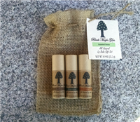 All Natural Lip Balm Gift Set
