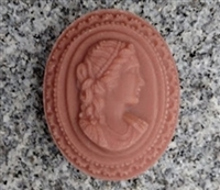 Spices from the East Soap - Cameo Design