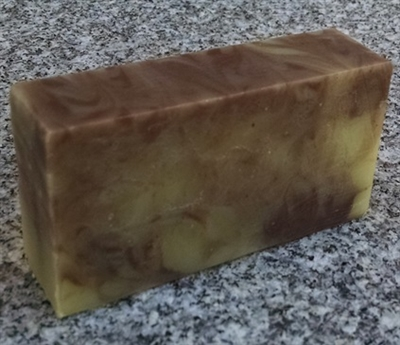 Sweet Sage Bar Soap - Marbled Swirl Design