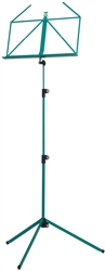 K&M 100/1 - 10010.000.60 - Music Stand - Green