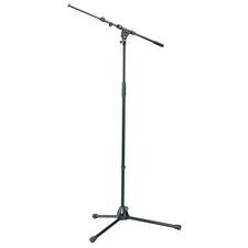 K&M 210/9 MICROPHONE STAND - BLACK