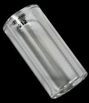 Jim Dunlop Pyrex Glass Slide Short Small
