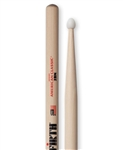 Vic Firth 2BN American Classic 2B Nylon Hickory Drumsticks Nylon Tips