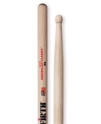 Vic Firth 3A American Classic 3A Hickory Drumsticks Wood Tips