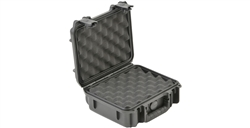 SKB 3I-0907-4B-L iSeries 0907-4 Waterproof Case (with layered foam)