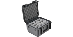 SKB 3I-0907-6B-D iSeries 0907-6 Waterproof Case (with dividers)