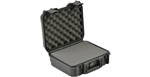 SKB 3I-1209-4B-C iSeries 1209-4 Waterproof Case (with cubed foam)