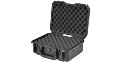 SKB 3I-1510-6B-L iSeries 1510-6 Waterproof Case (with layered foam)