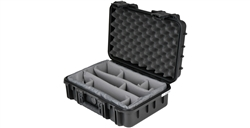 SKB 3I-1610-5B-D iSeries 1610-5 Waterproof Case (with dividers)