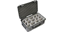 SKB 3I-2011-8B-D iSeries 2011-8 Waterproof Case (with dividers)