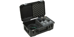 SKB 3I-2011-MC12 iSeries Waterproof 12-Mic Case
