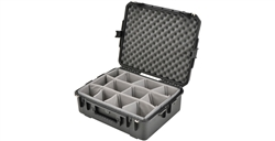 SKB 3I-2217-8B-D iSeries 2217-8 Waterproof Case (with dividers)