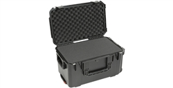 SKB 3i-2213-12BC iSeries 2213-12 Waterproof Case (w/ cubed foam)