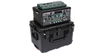 SKB 3i-231714GFX iSeries FlyRack Case for Line 6 HELIX Rack or Kemper Rack and Floor Controller