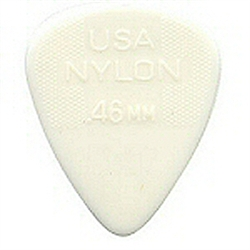 Jim Dunlop 44R.46 Nylon Off-White 0.46MM, Bag of 72
