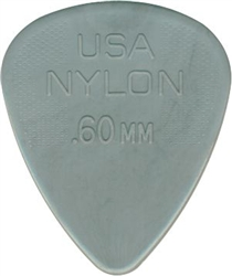 Jim Dunlop 44R.60 Nylon Light Gray 0.60MM, Bag of 72