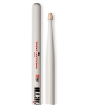 Vic Firth 5BW American Classic 5B White Hickory Drumsticks Wood Tips